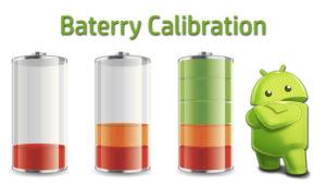 cara mengkalibrasi baterai android