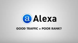 cara merampingkan alexa rank
