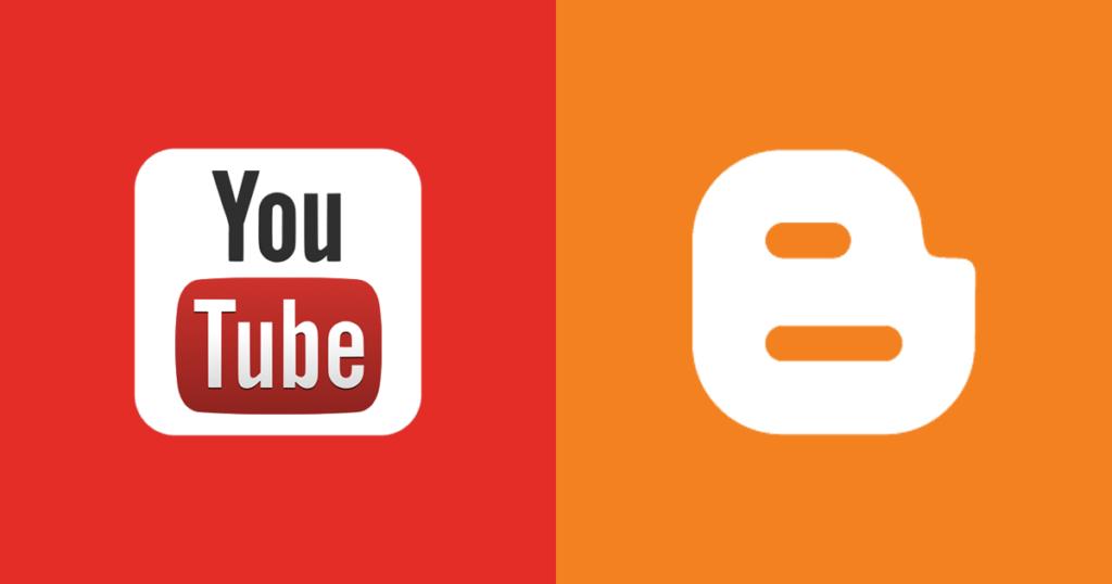 blog vs youtube