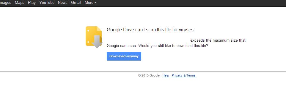 2 Cara Mengatasi Kuota Terlampaui Google Drive Dengan Cepat