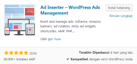 ad inserted