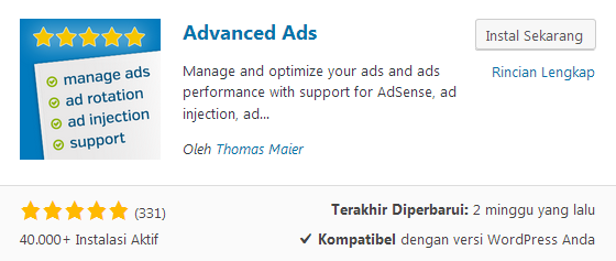 advance ads