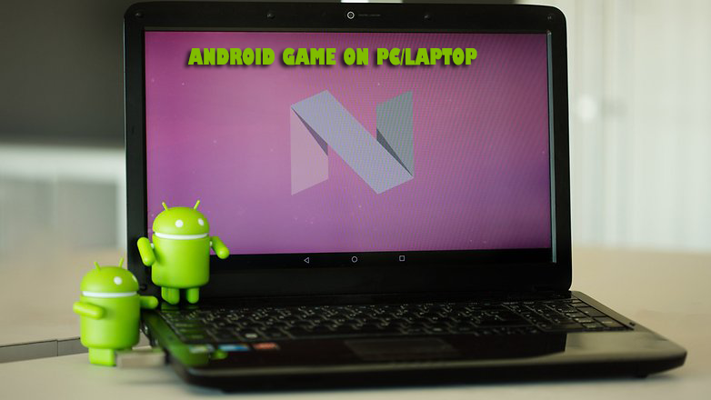 cara main game android di pc