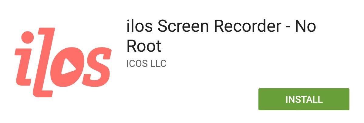 ilost screen recorder