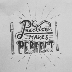 cara membuat tipografi