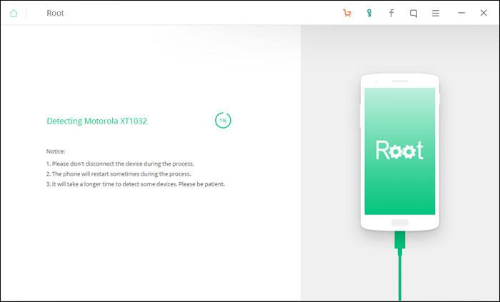 root detect