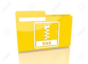 cara menggabungkan file rar