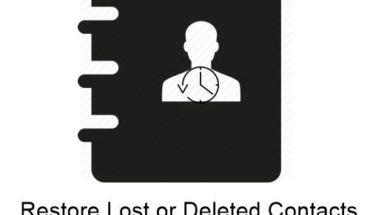 cara mengembalikan kontak yang hilang
