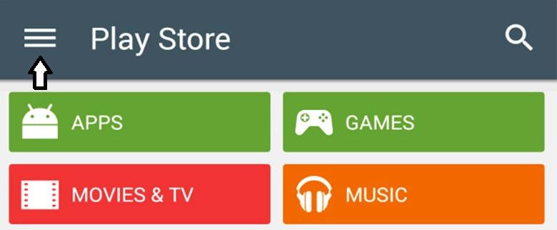 google play store update apk