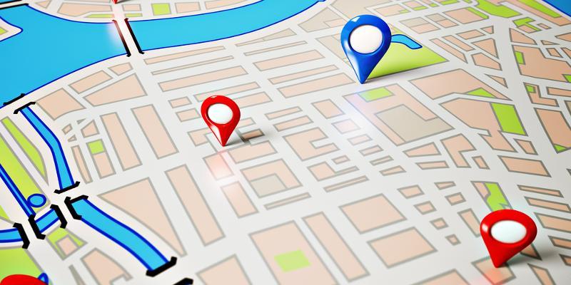 lokasi usaha yang strategis