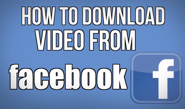 cara download video di facebook android