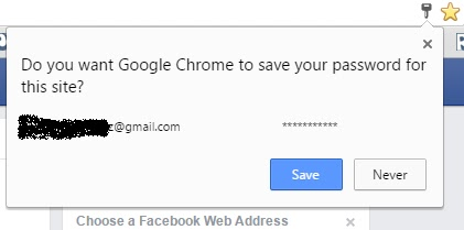 gmail save account