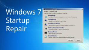 cara mengatur startup windows 7