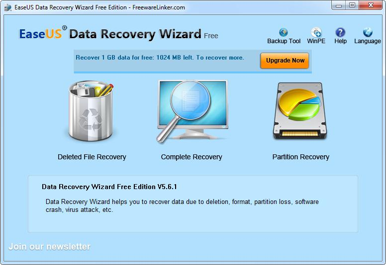 cara menggunakan easeus data recovery