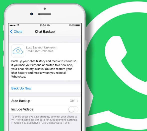 2 cara backup chat whatsapp dengan