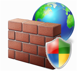 windows firewall active