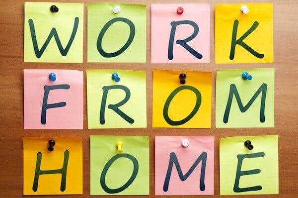 pekerjaan yang menghasilkan uang di rumah