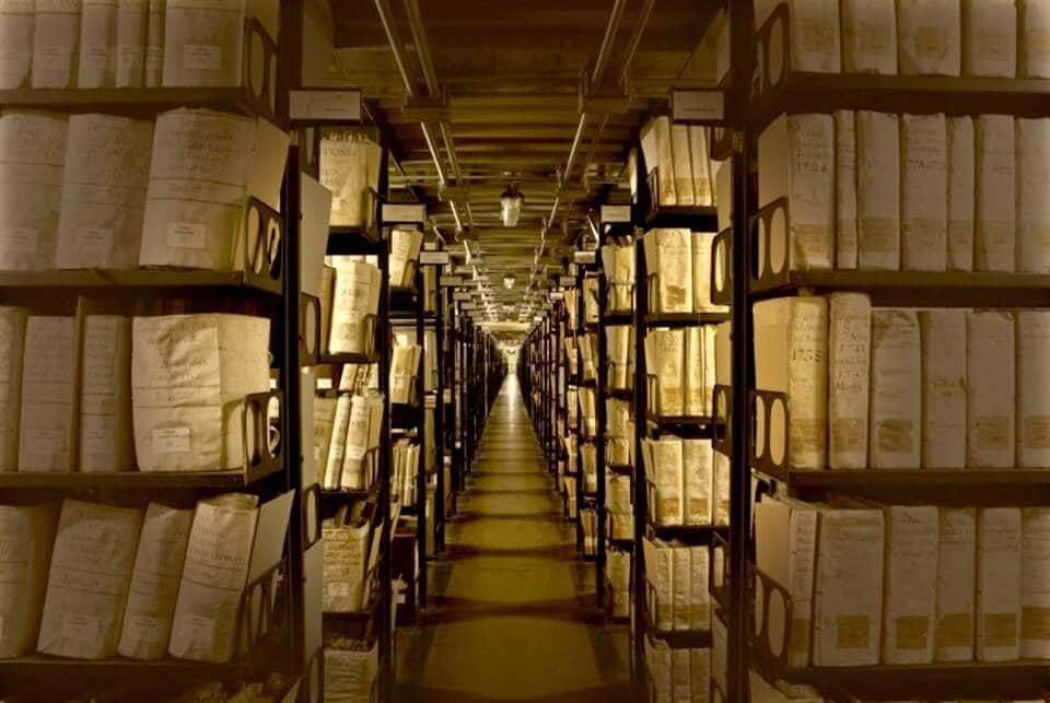 perpustakaan rahasia vatikan