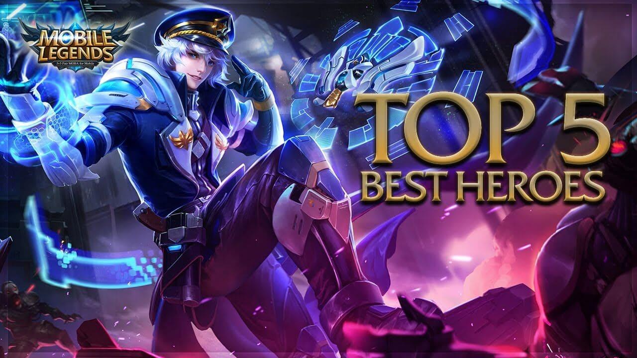 5 Hero Terkuat Mobile Legend Assassin Yang Wajib Penggemar