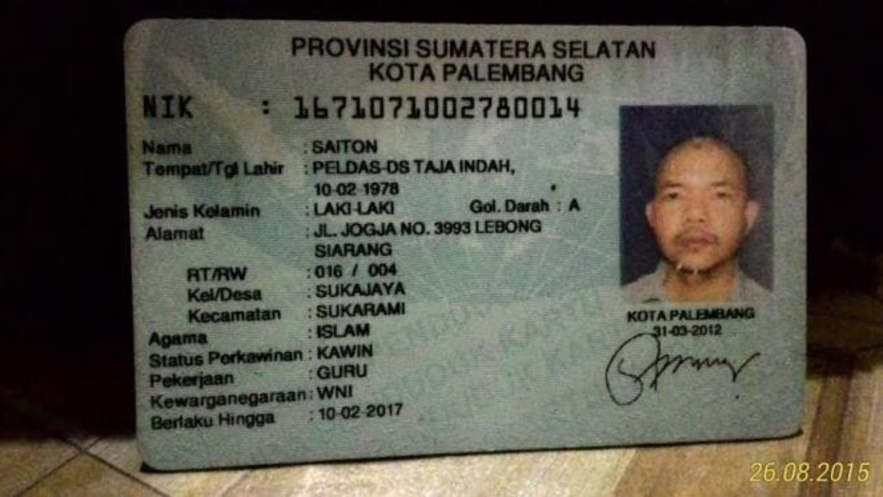 20 Nama Unik Di Indonesia Yang Membuat Ngakak Gak Henti Henti