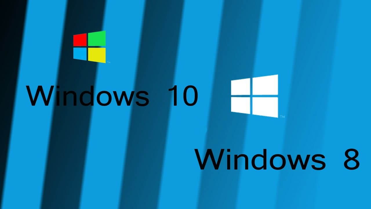 windows 8 dan 10