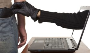 modus penipuan online