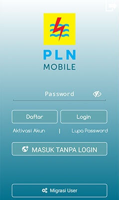 pln mobile register