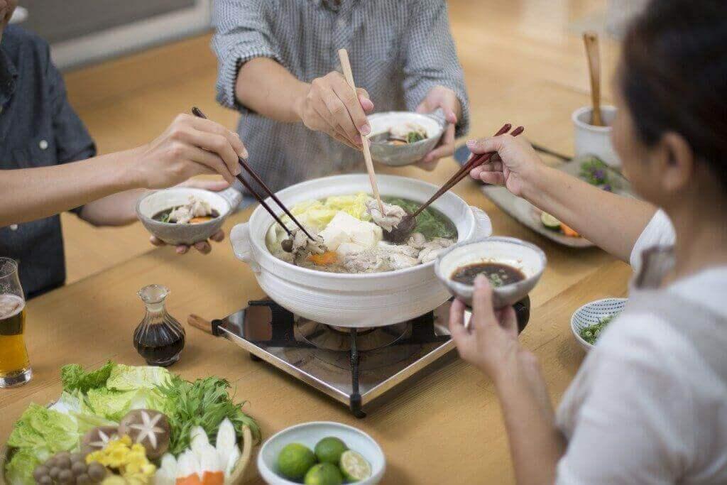 tradisi makan orang jepang