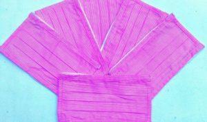 warna pink menjadi simbol feminisme
