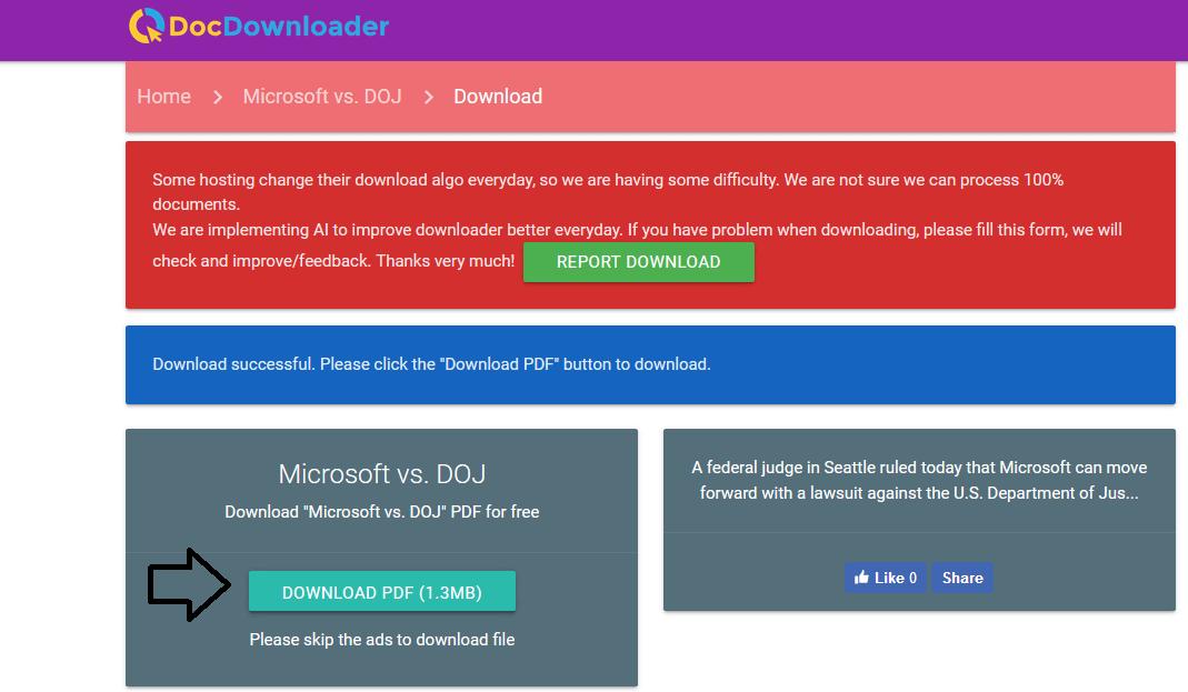 download file docdownloader