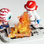 hp cepat panas saat internetan