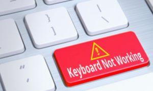 penyebab keyboard laptop tidak berfungsi