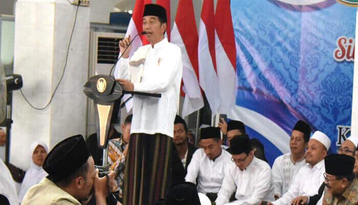 presiden jokowi ke jombang