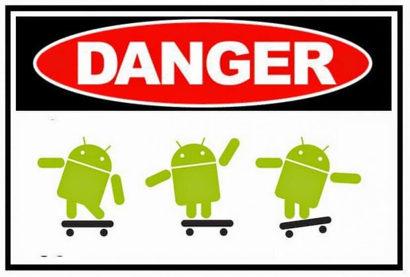 aplikasi berbahaya