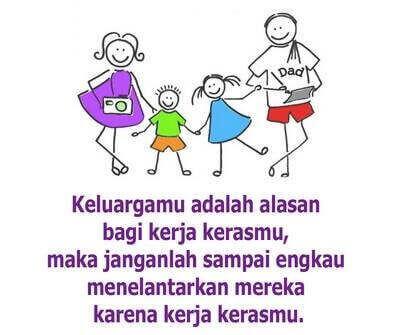 Buat Kamu Yang Sibuk Pentingnya Quality Time Bikin Rindu Keluarga
