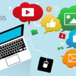 bisnis online terlihat profesional