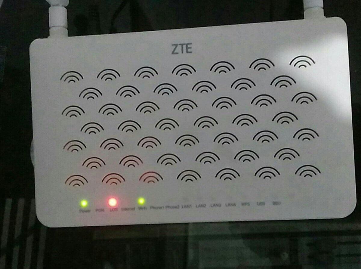cara mengatasi koneksi wifi