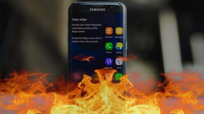 ponsel cepat panas