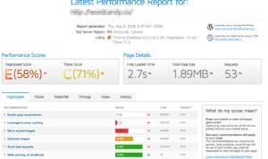 penyebab website lambat diakses