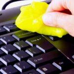 tips membersihkan keyboard laptop