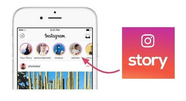 Cara Repost Insta Story di Instagram