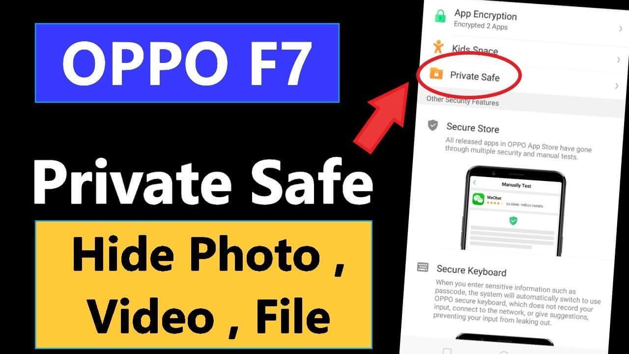 oppo hidden file
