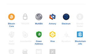 jenis wallet bitcoin