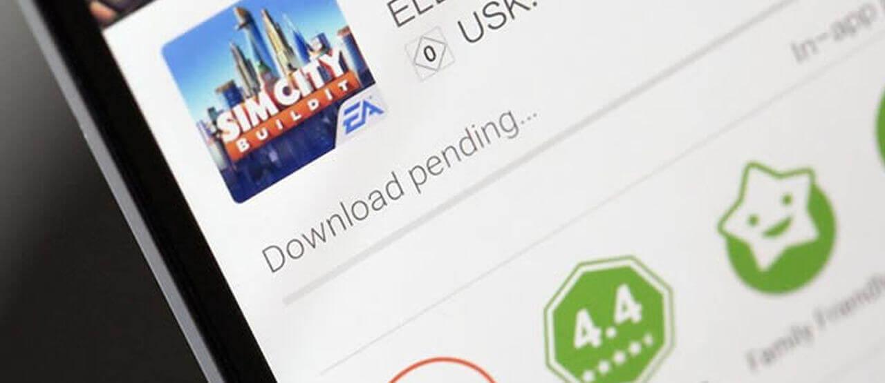 Cara Mengatasi Download Tertunda Di Playstore