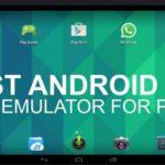 aplikasi emulator android di pc
