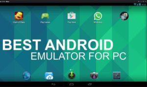 aplikasi emulator android di pc