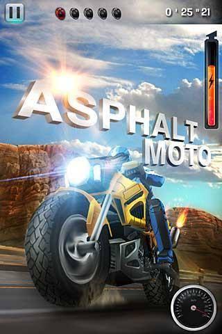Asphalt Moto