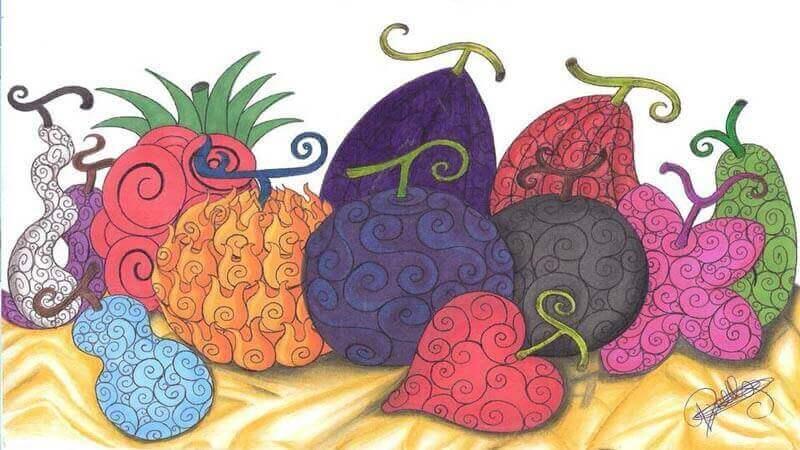 buah iblis terkuat di one piece