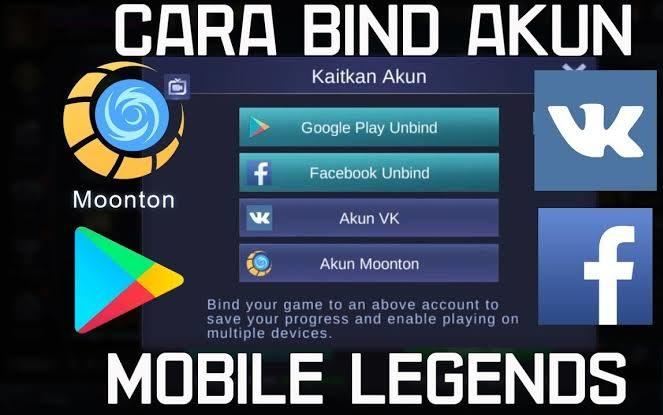 cara bind akun mobile legend