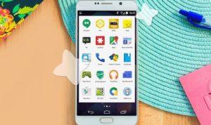 cara menghilangkan watermark di android